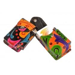 Portasigarette Long con Porta Accendino Polinesia