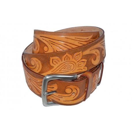 Cintura in Cuoio di Toro